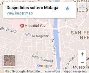Despedidas soltero Málaga