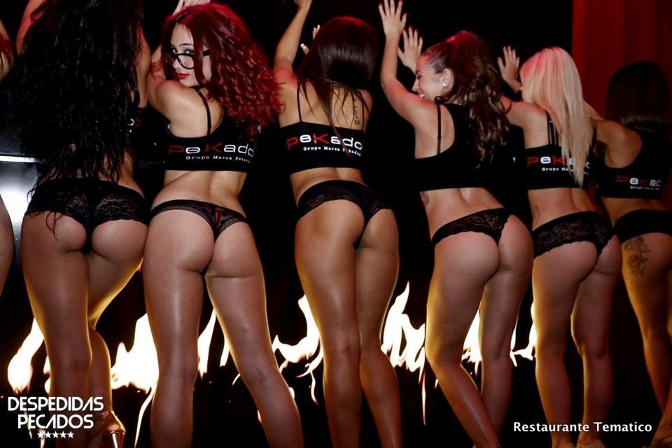 fuera de strippers disfraz cerca de Granada