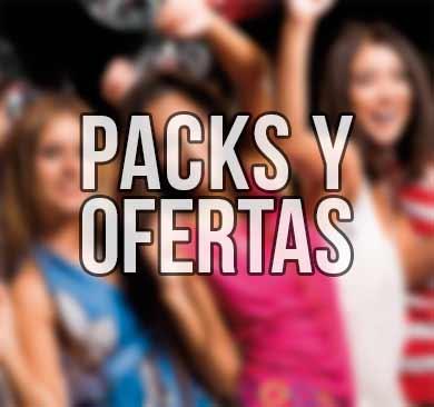 Ofertas y packs