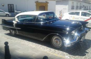 Cadillac deville sedan 1957