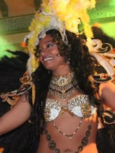 Brasilenos show
