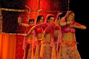 bailarines danza orientales