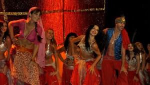 grupo baile oriental