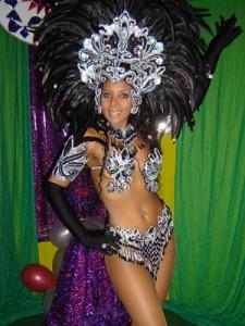 Gogo brasilera Isabel