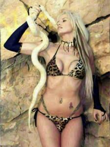snake stripper